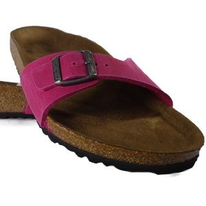 [0438101] Birkenstock Madrid (Pink) Women Sandals